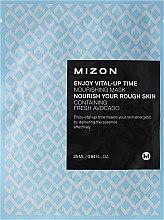 Parfüm, Parfüméria, kozmetikum Szövetmaszk - Mizon Enjoy Vital-Up Time Nourishing Mask
