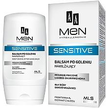 Parfüm, Parfüméria, kozmetikum Borotválkozás utáni balzsam - AA Men Sensitive Moisturizing After-Shave Balm