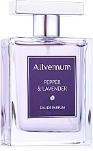 Parfüm, Parfüméria, kozmetikum Allvernum Pepper & Lavender - Eau De Parfum