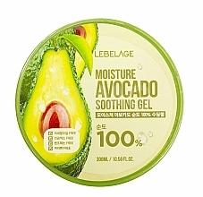 Parfüm, Parfüméria, kozmetikum Arcgél - Lebelage Moisture Avocado 100% Soothing Gel
