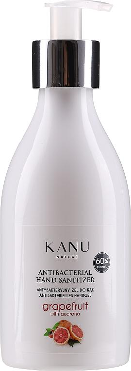 """Fertőtlenítő gél """"Grapefruit guaranával"""" - Kanu Nature Antibacterial Hand Sanitizer"""