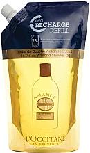 Parfüm, Parfüméria, kozmetikum Fürdőolaj mandulával - L'Occitane Almond Shower Oil
