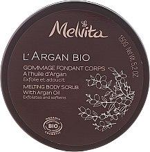 Parfüm, Parfüméria, kozmetikum Testradír - Melvita L'Argan Bio Body Scrub