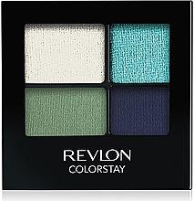 Parfüm, Parfüméria, kozmetikum Tartós szemhéjfesték - Revlon Colorstay 16 Hour Eyeshadow Quad
