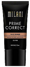 Parfüm, Parfüméria, kozmetikum Korrekciós alapozó - Milani Prime Correct Diffuses Discoloration + Pore-minimizing Face Primer Medium/Dark