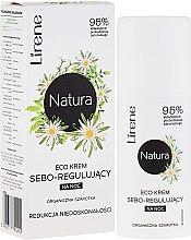 "Parfüm, Parfüméria, kozmetikum Éjszakai arckrém ""Gyopár"" - Lirene Natura Eco Cream"