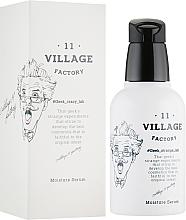 Parfüm, Parfüméria, kozmetikum Arcszérum - Village 11 Factory Moisture Serum