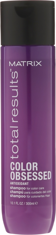 Sampon festett hajra - Matrix Total Results Color Obsessed Shampoo