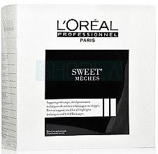Parfüm, Parfüméria, kozmetikum Melírpapír, 50m - L'oreal Professionnel Sweet Meches