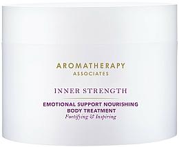 Parfüm, Parfüméria, kozmetikum Tápláló testkrém - Aromatherapy Associates Inner Strength Emotional Support Nourish Body Treatment