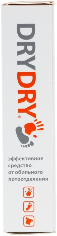 Hosszantartó hatású szer túlzott izzadás ellen - Lexima Ab Dry Dry — fotó N4