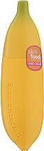 Parfüm, Parfüméria, kozmetikum Kézkrém - IDC Institute Skin Food Hand Cream Banana