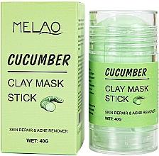 """Parfüm, Parfüméria, kozmetikum Maszk stift arcra """"Cucumber""""  - Melao Cucumber Clay Mask Stick"""