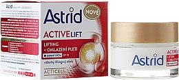 Parfüm, Parfüméria, kozmetikum Lifting hatású krém - Astrid Active Lift Lifting and Rejuvenating Day Cream SPF 10