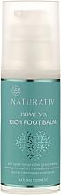 Parfüm, Parfüméria, kozmetikum Lábápoló balzsam - Naturativ Home Spa Rich Foot Balm