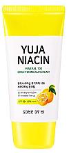 Parfüm, Parfüméria, kozmetikum Napvédő krém SPF50+ - Some By Mi Yuja Niacin Mineral 100 Brightening Suncream