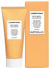 Parfüm, Parfüméria, kozmetikum Napozás utáni arckrém - Comfort Zone Sun Soul Face Cream Aftersun