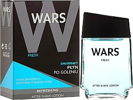 Parfüm, Parfüméria, kozmetikum Borotválkozás utáni arcvíz - Wars Fresh