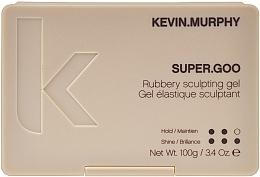 Parfüm, Parfüméria, kozmetikum Extra erős hajformázó gél - Kevin.Murphy Super.Goo Firm Hold Rubbery Gel