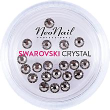 Parfüm, Parfüméria, kozmetikum Körömdiszítő csillám - NeoNail Professional Swarovski Crystal SS10 (20db)