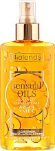 "Parfüm, Parfüméria, kozmetikum ""Argán + C-vitamin"" testápoló olaj - Bielenda Sensual Oils"