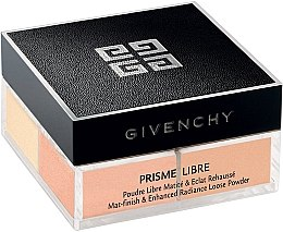 Parfüm, Parfüméria, kozmetikum Por púder - Givenchy Prisme Libre Mat-finish & Enhanced Radiance Loose Powder