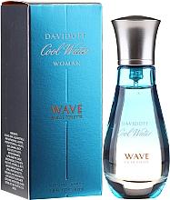 Parfüm, Parfüméria, kozmetikum Davidoff Cool Water Wave Woman 2018 - Eau De Toilette