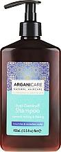 Parfüm, Parfüméria, kozmetikum Korpásodás elleni sampon - Arganicare Shea Butter Anti-Dandruff Shampoo