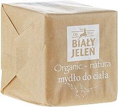 Parfüm, Parfüméria, kozmetikum Természetes testszappan - Bialy Jelen Organic-Nature