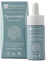 Parfüm, Parfüméria, kozmetikum Mattító szérum - La Saponaria Matte Effect Serum