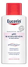 Parfüm, Parfüméria, kozmetikum Tisztító lotion érzékeny bőrre - Eucerin Sensitive Skin pH5 WashLotion