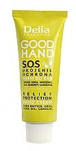 """Parfüm, Parfüméria, kozmetikum Kézkrém """"Nyugtató és védő"""" - Delia Good Hand S.O.S Relief Protection Hand Cream"""