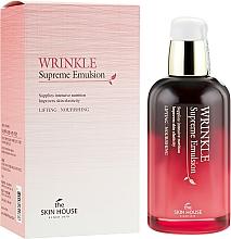 Parfüm, Parfüméria, kozmetikum Tápláló emulzió ginzenggel - The Skin House Wrinkle Supreme Emulsion