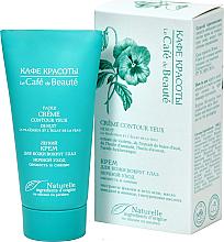 Parfüm, Parfüméria, kozmetikum Könnyű szemkörnyékápoló krém - Le Cafe de Beaute Night Eye Cream