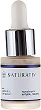 Parfüm, Parfüméria, kozmetikum Szemkörnyékápoló szérum - Naturativ ecoAmpoule 5 Eye Serum
