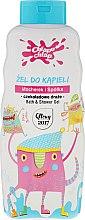 Parfüm, Parfüméria, kozmetikum Gyerek tusfürdő csokoládé drazsé illattal - Chlapu Chlap Bath & Shower Gel