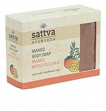 Parfüm, Parfüméria, kozmetikum Szappan - Sattva Hand Made Soap Mango