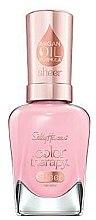 Parfüm, Parfüméria, kozmetikum Körömlakk argánolajjal - Sally Hansen Color Therapy Sheer Nail Color