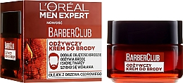 Parfüm, Parfüméria, kozmetikum Tápláló szakállkrém - L'Oreal Paris Men Expert Barber Club