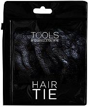 Parfüm, Parfüméria, kozmetikum Velúr hajgumi, fekete - Gabriella Salvete Hair Tie