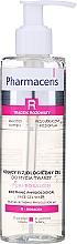 Parfüm, Parfüméria, kozmetikum Nyugtató hatású mosakodó gél - Pharmaceris R Puri-Rosalgin Soothing Cleansing Gel