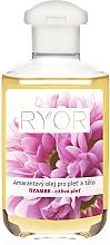Parfüm, Parfüméria, kozmetikum Amaránt olaj arc- és test bőrére - Ryor Ryamar