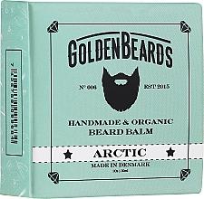 """Parfüm, Parfüméria, kozmetikum Balzsam szakállra """"Arctic"""" - Golden Beards Beard Balm"""