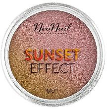 """Parfüm, Parfüméria, kozmetikum Körömdíszítő csillám """"Naplemente"""" - NeoNail Professional Sunset Effect"""