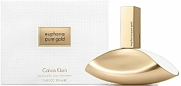 Parfüm, Parfüméria, kozmetikum Calvin Klein Euphoria Pure Gold - Eau De Parfum