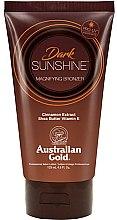 Parfüm, Parfüméria, kozmetikum Lotion napozáshoz - Austraian Gold Sunscreen Dark Magnifying Bronzer Professional Lotion