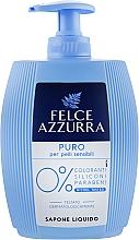 Parfüm, Parfüméria, kozmetikum Folyékony szappan - Felce Azzurra Puro Per Pelli Sensibili