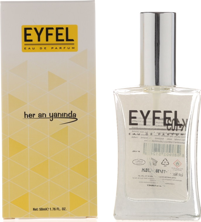 Eyfel Perfume K-103 - Eau De Parfum