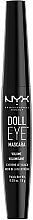 Parfüm, Parfüméria, kozmetikum Dúsító szempillaspirál - NYX Professional Makeup Doll Eye Mascara Volume