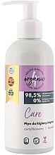 Parfüm, Parfüméria, kozmetikum Intim mosakodó szer, pumpával - 4Organic Care Intimate Gel